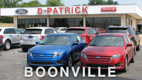 D-Patrick Boonville Ford